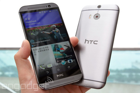 HTC announces the new One with depth-sensing camera and larger screen | Nerd Vittles Daily Dump | Scoop.it