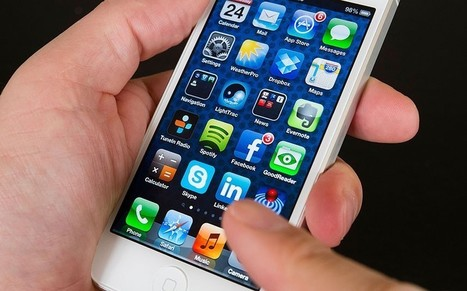 'Apple to launch larger-screen iPhones this year' - Telegraph | The Digital Landscape | Scoop.it