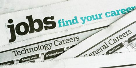 50 Hottest Twitter Hashtags for Job Seekers - Resumebear Online Resume | Tony's social media List.ly | Scoop.it