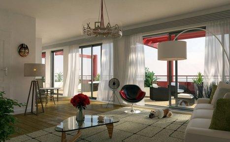 Nouveau programme immobilier neuf VILLA SAINT ESPRIT à Bayonne - 64100 | L'immobilier neuf sur Bayonne | Scoop.it