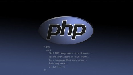 Why PHP is Worth the Investment and Efforts | PHP Development Company | Scoop.it