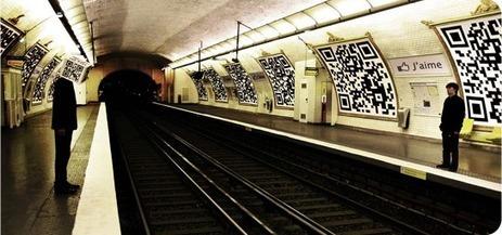 QR code: Sois créatif ou tais-toi... - Blog Tagging Mobile | Tagging Mobile | Scoop.it