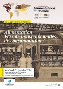 (2014) Alimentation : vers de nouveaux modes de... | Ecologie | Scoop.it