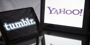 Yahoo s'offre Tumblr pour 1,1 milliard de dollars en cash - L'Expansion | Financement de Start-up | Scoop.it
