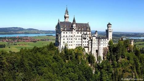 Restoration of Neuschwanstein Castle starts | DW Travel | DW.COM | 06.10.2016 | Angelika's German Magazine | Scoop.it