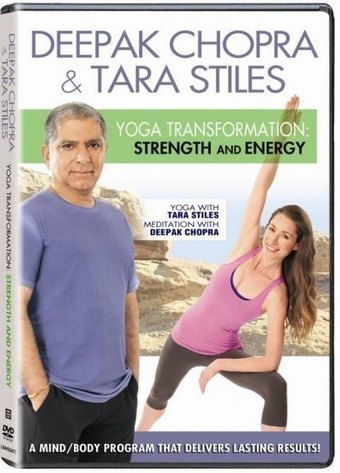 Yoga Transformation Strength And Energy by Deepak Chopra And ... | Mind Goal Success | Scoop.it