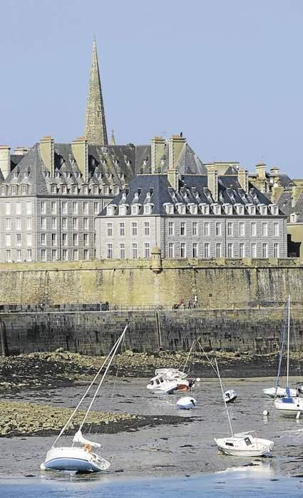 A Saint-Malo, tourisme et business font bon ménage - Les Échos | biotechnologies marines | Scoop.it