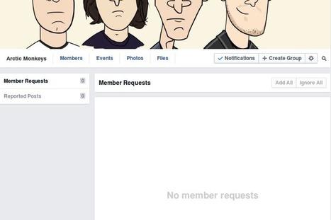 Novedades para gestionar los grupos de Facebook | Marketing en Facebook | Scoop.it