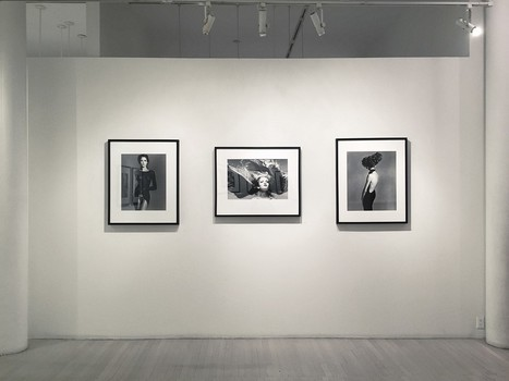 "On View: ""Richard Avedon: Fashion 1948-1995"" at the Staley-Wise Gallery 