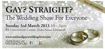 The National Gay Wedding Show | Sex Positive | Scoop.it