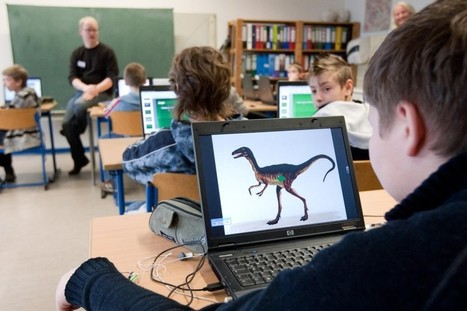 Computer-Know-how Unsere Schulen stecken noch in der Kreidezeit - DIE WELT   Zentrum für multimediales Lehren und Lernen (LLZ)   Scoop.it