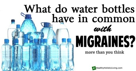 BPA Causes Migraines, Cancer & Infertility | Banque de données de thérapie énergétique . | Scoop.it