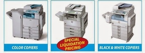 What is my Refurbished Copier USA about? | Refurbished Copiers USA | Scoop.it