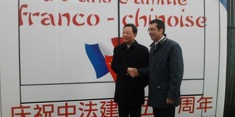Alliance entre Keolis et le chinois Shentong Metro Group | actualités économique Lyon | Scoop.it