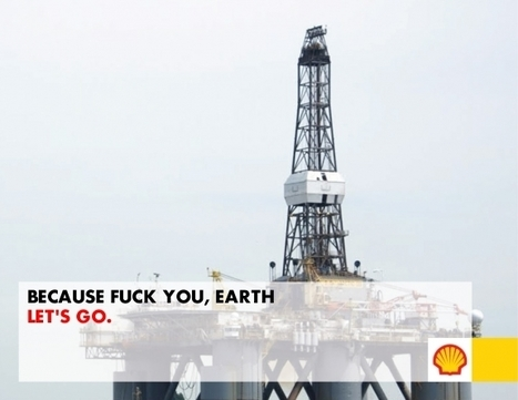 Shell's Social Ad Gallery | Share of Mind - Inspirational Curiosity | Scoop.it
