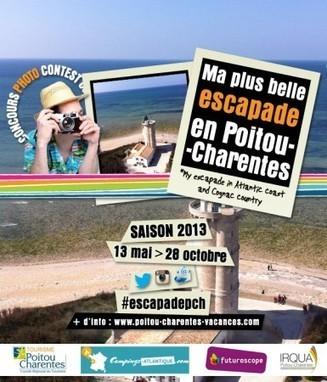Concours photo, l'exemple du Poitou-Charentes avec Sharypic et Instagram « etourisme.info | Développement territorial | Scoop.it