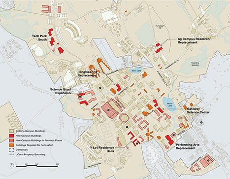 Master Plan Presents 20-Year Vision for Storrs Campus - UConn Today (blog) | Tree Preservation Planning | Scoop.it