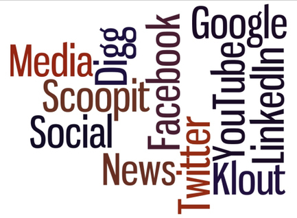 Yahoo, Twitter, Facebook... Some social media stats to ponder | Business in a Social Media World | Scoop.it
