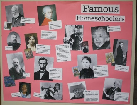 Mixing Home Business and Home Schooling | Homeschooling 365 | Scoop.it