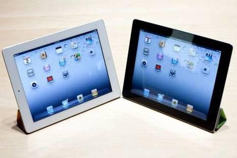 Apple anunció un iPad de 128 GB | Tecnología 2015 | Scoop.it