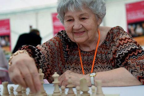 Une super-mamie bat le record du monde des échecs en simultané | Merveilles - Marvels | Scoop.it