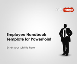 Free Employee Handbook Template for PowerPoint   Presentations 2.0   Scoop.it