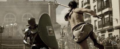 Gladiadores Romanos: Vegetarianos | Ave Caesar, morituri te salutant! | Scoop.it