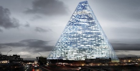 Tour Triangle, architecture de pointe | Tour Triangle | Scoop.it