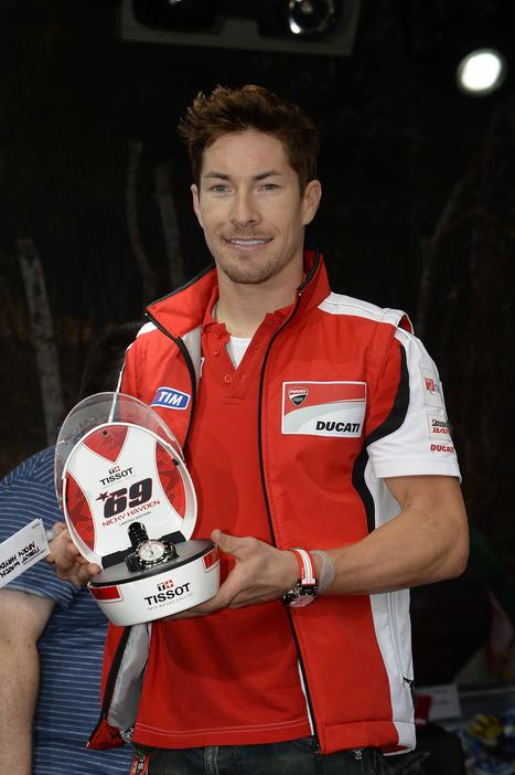 Silverstone MotoGP 2013 | Friday and Saturday Ducati Team Photos | Ductalk Ducati News | Scoop.it