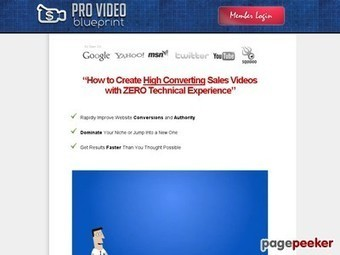 Pro Video Blueprint – How to Create Video Sales Letters | Ebooks, Software and Downloads | Scoop.it