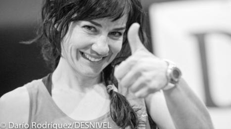 Teresa Troya, entrevista | Randonnée et de l'escalade. | Scoop.it
