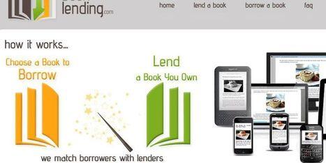 Os ebooks também se emprestam. É isso que se faz neste site | Ebooks & digital reading | Scoop.it