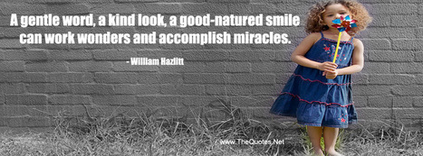 Facebook Cover Image - William Hazlitt Quotes - TheQuotes.Net | Facebook Cover Photos | Scoop.it