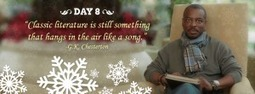 """""""Reading Rainbow's LeVar Burton Reads Classic Family Holiday Story on YouTube"""" by Art Eddy   Healthy Marriage Links and Clips   Scoop.it"""