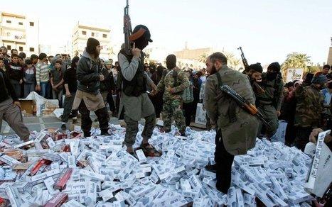 L'Etat islamique a interdit le tabac : les Irakiens fument en cachette | CRAKKS | Scoop.it
