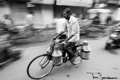 Movement. The essence of Old Delhi | Tim Steadman | Culture digitale | Scoop.it