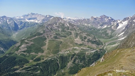 Piau-Engaly vu de la crête de Traoues le 17 juillet 2014 - Photos Montagne | Vallée d'Aure - Pyrénées | Scoop.it