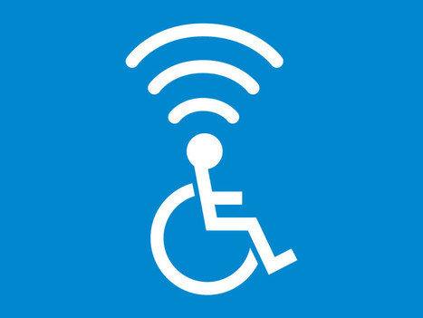 Tech's Next Frontier: Removing Barriers for Disabled People | Occupational Therapy Inspiration | Scoop.it