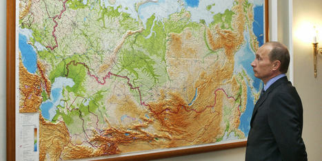 The Unlikely Origins of Russia's Manifest Destiny   AP HUMAN GEOGRAPHY DIGITAL  STUDY: MIKE BUSARELLO   Scoop.it