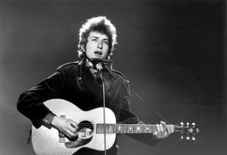 Bob Dylan Wins Nobel Prize, Redefining Boundaries of Literature | Google Lit Trips: Reading About Reading | Scoop.it