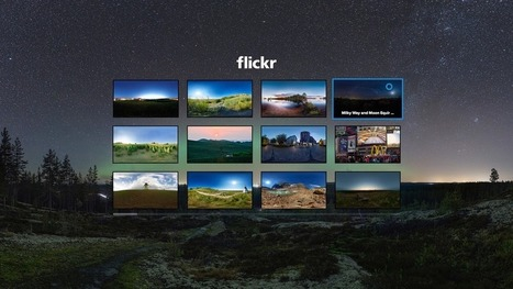 Experience 360-degree photos in virtual reality with Flickr's new app | Vrlab.fr | Scoop.it