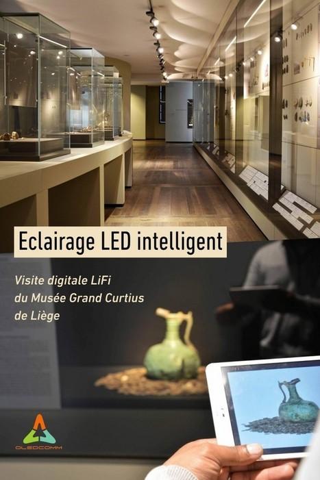 Li-Fi : quels intérêts pour le Tourisme ?   E-tourisme & numérique   Scoop.it