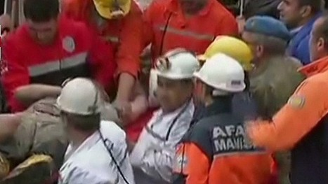 Officials dash hopes of survival after mine fire kills 238 in Turkey | EMU238 GEO 160 | Scoop.it