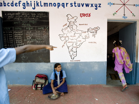 Indian Engineers Build A Stronger Society With School Lunch Program - NPR (blog)   Education-Caitlin   Scoop.it