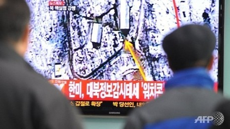Channel NewsAsia - N Korea left few clues about tested nuke design: The Washington Post - Channel NewsAsia | Zofia | Scoop.it