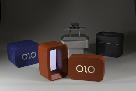 OLO   3DPrinting for smartphone   Creative Business   Scoop.it