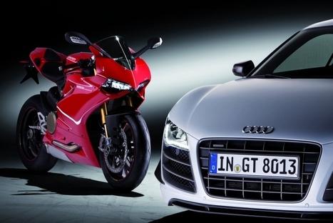 First video Audi-Ducati | Ducati news | Scoop.it