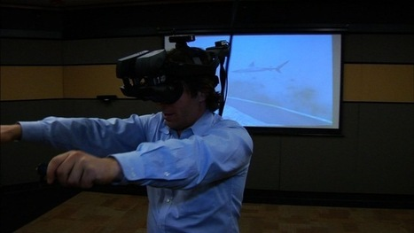 Immersive Virtual Reality Tricks Brain into Seeing New Worlds - | Immersive World Technology | Scoop.it