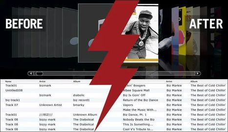 The Best Album Art Downloader & Finder! Automatically Add ID3 Tags & Cover Artwork to Every MP3! | Best YouTube to MP3 Converter | Scoop.it