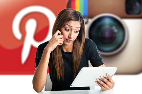 This just in: Oldsters use Pinterest and Instagram more than teens ... | PHOTOS ON THE GO | Scoop.it